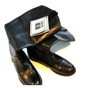 Black Frye boot size 5.5